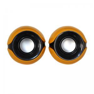China KolorFish USB MINI Cute speaker For Laptop 2.0 Multimedia Speakers With Big Bass on sale