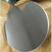 Best Glossy Aluminium Round Discs Circular Aluminum Plate Mill Finished For Cookware wholesale