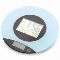 Best Kitchen Scale with Display Showing Permanent Calendar, Temperature and Humidity Level wholesale