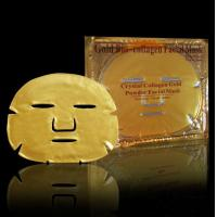 Best gold collagen facial mask, Collagen Gold Crystal Facial Mask ,Golden Collagen Face Mask wholesale