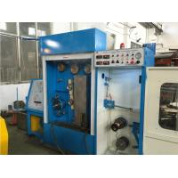 Best 15KW Copper Wire Making Machine 5.5KW Spooler Motor For Drawing And Annealing wholesale