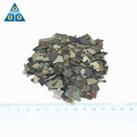 Best 99.7% Manganese Metallic Flakes Mn Flakes or Mn Chips for sale wholesale
