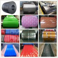 Best Custom Color Coated Ppgl Ppil Galvanized Steel Coil For Animal Houses wholesale