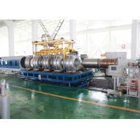 China HUASU PVC Pipe Extrusion Line PVC Double Wall Corrugated Pipe Production Machine on sale