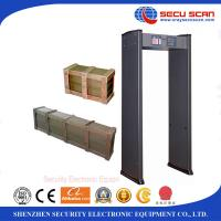 Best AT-IIIA 6 zones walk through security metal detectors at airports can detect a bullet wholesale