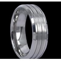 China Titanium Ring Jewelry For Men on sale
