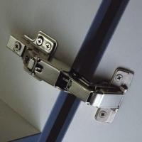China Clip-on Wooden Door Soft-closing Hinge for Cabinets and Drawers on sale