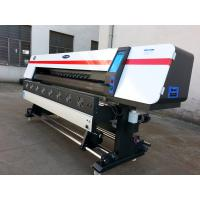 Buy cheap 1.8m eco solvent printer with Epson DX7/DX5/XP600 Heads for indoor and outdoor from wholesalers