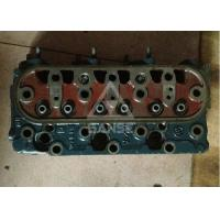 Cheap D722 Engine Cylinder Head Assy For Excavator Machinery Kubota Engine Parts for sale
