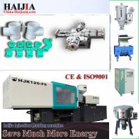 China Plastic PVC Pipe Fitting Injection Molding Machine Hydraulic System Heavy Duty on sale