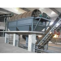 Best Trommel Screen used to process refractory material, coal, river sand, sand and stone wholesale