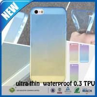Best Shockproof Transparent Rubber TPU Matte iphone 5s Custom Cell Phone Case wholesale