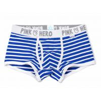 Pure Cotton Short Trunks Underwear Contour Pouch Mens Low Rise Trunk Underwear