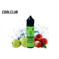 Best Pure Fruit Flavors 10ml E Liquid With High Nicotine Level , OEM/ODM Available wholesale