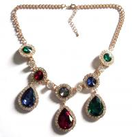 Best Handmade Water Drop Jewellery necklace wholesale