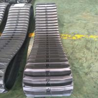 Buy cheap agricultural Rubber Track 450*90*60 for Combine Harvester Machine from wholesalers