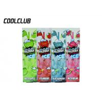 China Strawberry Flavor E Concentrated Juice Vape Liquid For Smoking 1 Year Shelf Life on sale