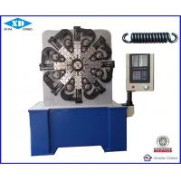 Buy cheap Computerized CNC Spring Forming Machine With Production Rate Displayed On The  Screen product