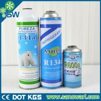 Best Purity more than 99.9% Air condition gas r134a with CE certification wholesale
