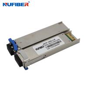 Best XFP-10G-ZR 10G XFP Transceiver , Single Mode Optical Transceiver Modules 120km 1550nm wholesale