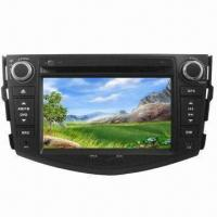Best Car DVD Player TOYOTA RAV4 Car DVD 7'' Digital Touchscreen 2din (2006-2011) wholesale