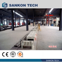 Best Brick Moulding Machines Auto Moving 0.37Kw L1415mm Side Rolling Guide wholesale
