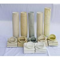 Best Industrial Air Pocket  Polyester Filter Bag 450GSM~550GSM Customized Size wholesale