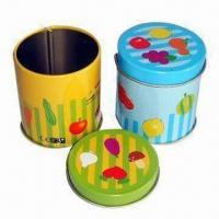 Best Promotion Gift Tins, Customized Colors, Logos and Sizes are Accepted wholesale