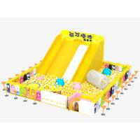 Best Daycare Commercial Playground Sets , Fashion Indoor Amusement Equipment wholesale