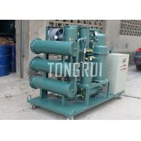 Waste Oil Recycling Machine / Hydraulic Oil Decolor Regeneration Equipment