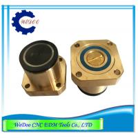 China HS WEDM Guide Wheel Pulley Assembly 152 Wire Cut,Dia 40 the base 50*50 for Ruijun on sale