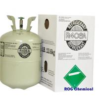 China Mixed Refrigerant R406a on sale