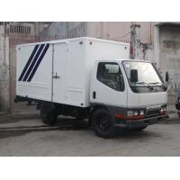 China insulated truck body on sale