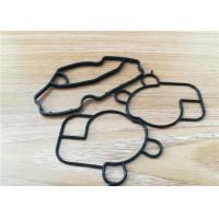 China Standard And Custom Molded  Silicone Rubber Sealing Gasket , Silicon Rubber Flat Gasket on sale