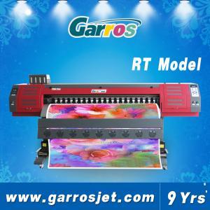 Best Fabric printing machine with high precision Garros RT-1801 machine wholesale