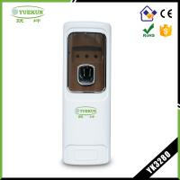 China YK3280 Electric Battery Operated Air Freshener Dispenser Wall Digital Aerosol Dispenser on sale