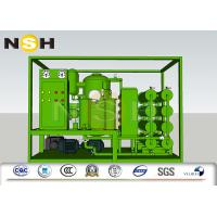 Best Vacuum Transformer Oil Purifier High Flow Insulating Oil Filter Machine wholesale