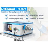China 1-22 Hz High Frequency Physical Therapy Shock Machine For Back, leg,knee Pain Relieve on sale