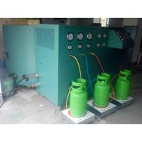 Best Chillers Refrigerant Charging Machine for Multi Stage Sub Package R410A / R134A wholesale
