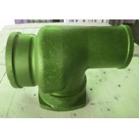 China 4 Ductile Iron Valve Box With Bronze Disc Trim Cast Iron Swing Check Valves on sale