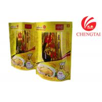 Best Moisture proof Barrier Stand Up Pouches packaging bag for chicken powder wholesale