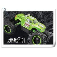 China 1: 12 Scale 4WD Remote Control Toys Truck RC Car Crawler King on sale