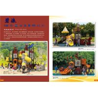 China 2014 Newest and Unique Design Kids Outdoor Playground Equipment for sale on sale