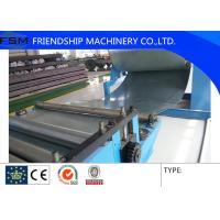Best Coil Cut To Length Line Steel Silo Forming Machine 2mm - 6mm Thickness wholesale