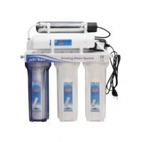 Buy cheap White Color Reverse Osmosis Water Filtration System With UV Filter Cartridge from wholesalers