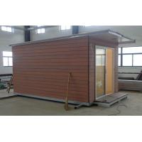 Best Light Steel structure Holiday Home / Prefabricated Garden Studio For Holiday Living wholesale