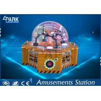 Best Candy Project Four Players Amusement Game Machines  Children Crane Candy Game Coin Operated Vending Machine wholesale
