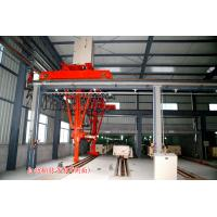 Best Autoclaved aerated concrete cutting machine Tilting Hoister attached with Auto crane wholesale
