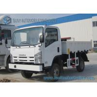 Best 5 T ISUZU 4x2 Small Dump Truck All Hand Driver 139 kw / 190 hp wholesale