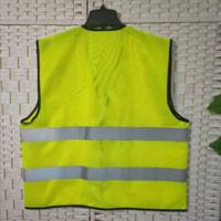 Best 100% Polyester Uniform Work Clothes , Plus Size High Visibility Work Vest wholesale